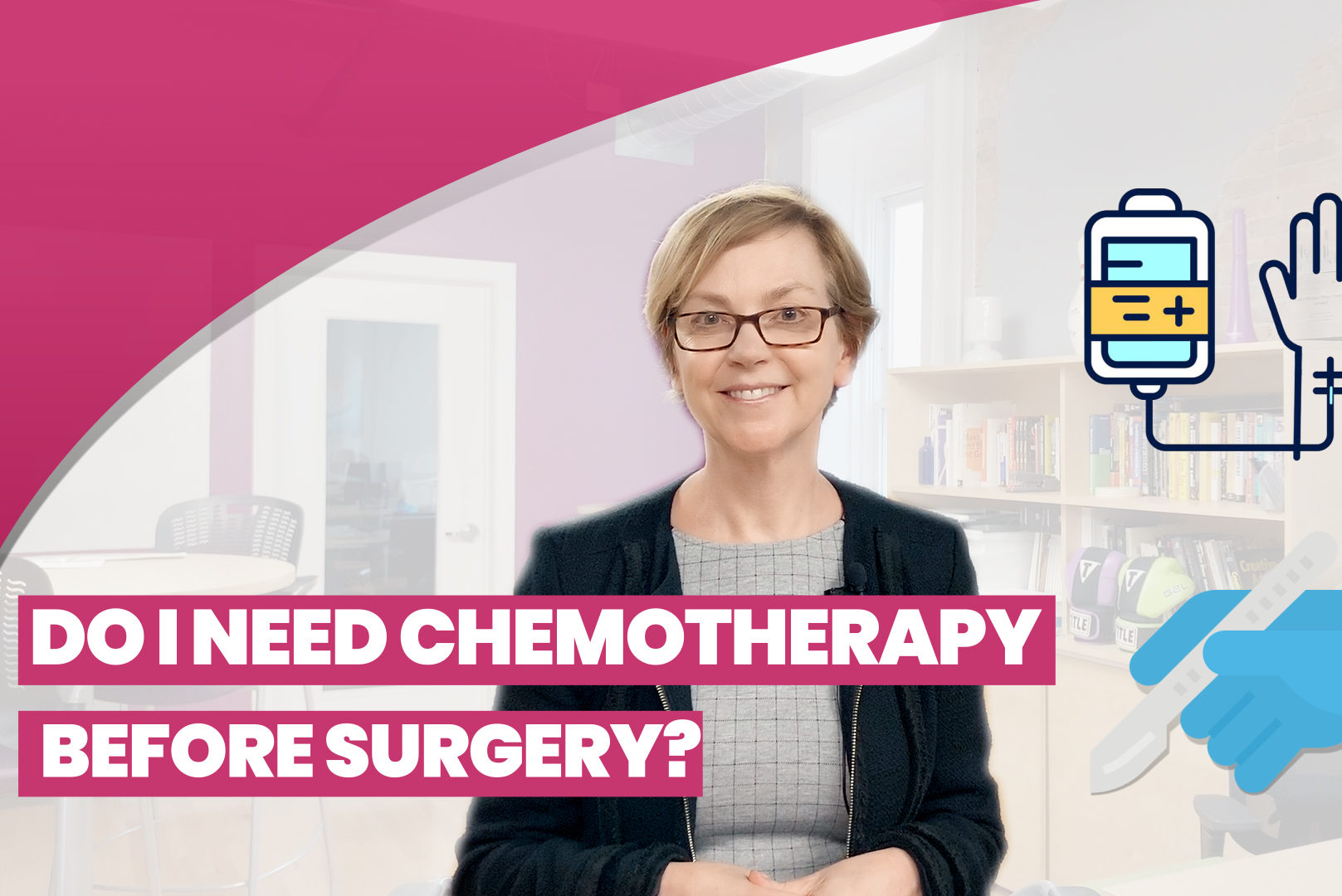Do I Need Preoperative Chemotherapy for My Breast Cancer?