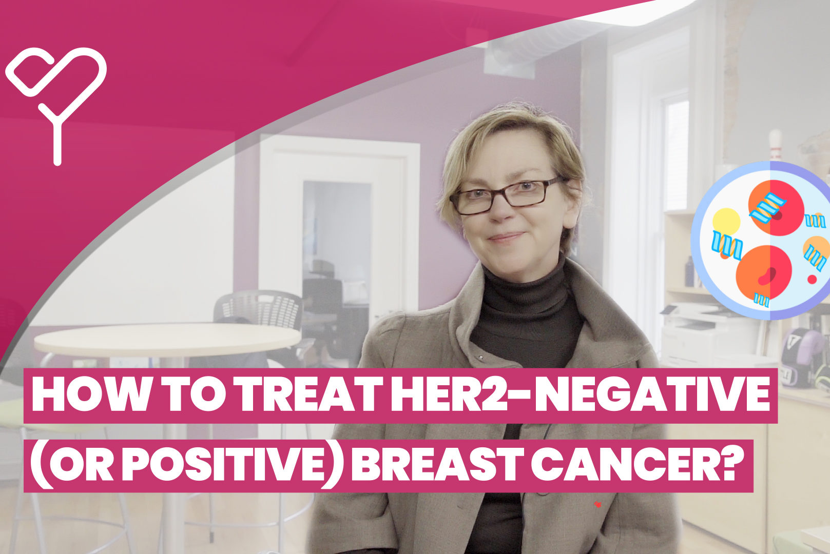 How to Treat HER2 Positive Breast Cancers?