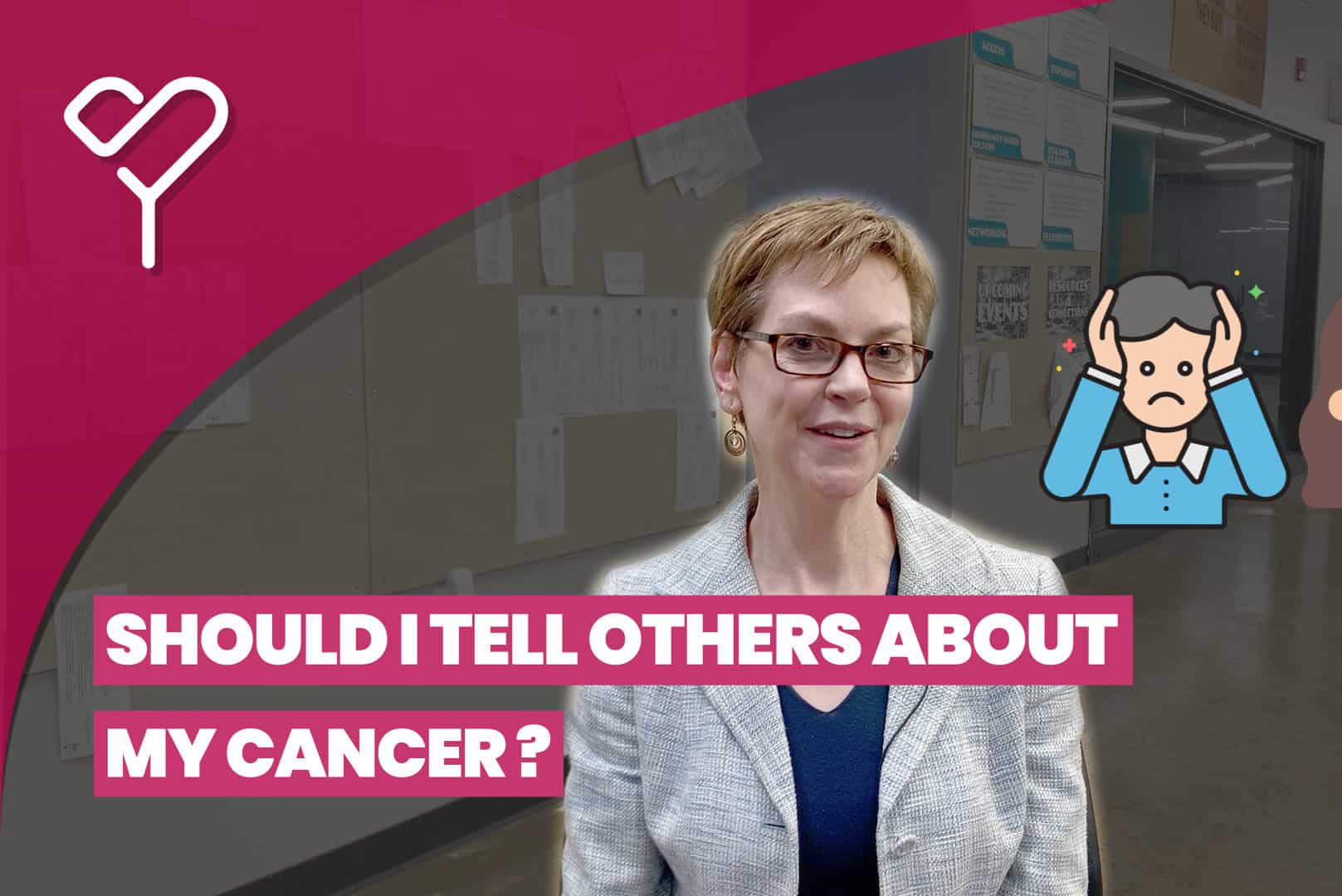 What to Tell Friends and Family? – Living With Cancer