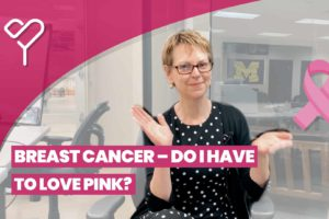 Should Pink Be the Color of Breast Cancer?