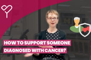How to Help Someone Diagnosed With Cancer?