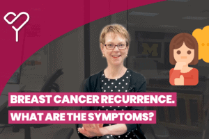 You're Done With Treatment. When to Worry About Recurrence?
